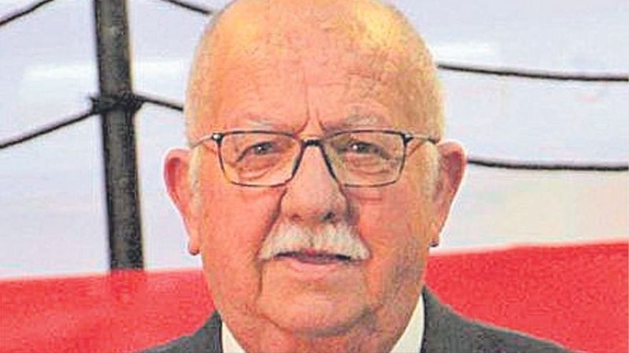 Felipe de Paco, embajador del mundo del toreo y de Cehegín