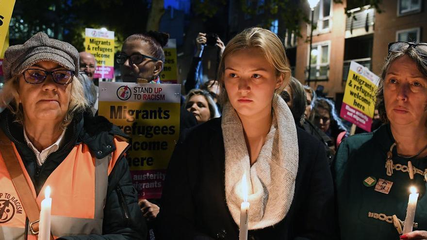 Varios detenidos por el caso de los vietnamitas hallados muertos en Reino Unido
