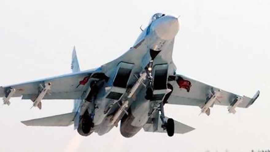 Se estrella un caza F-35 japonés en el Pacífico