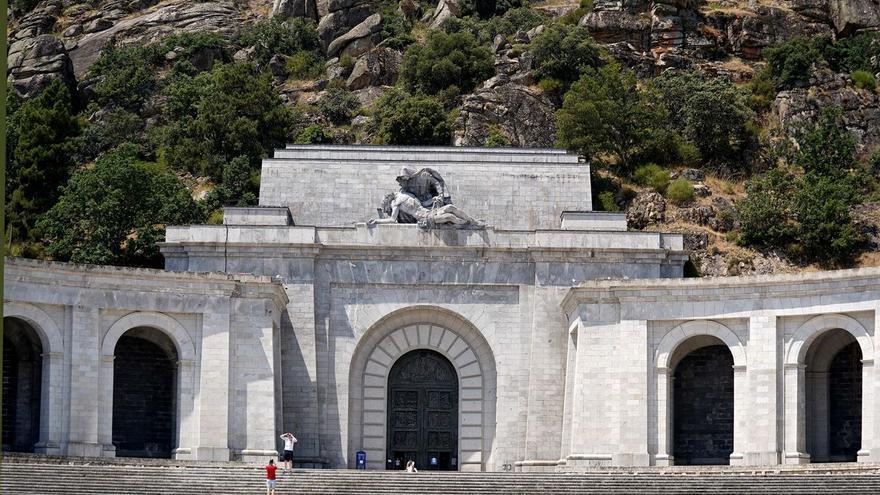 Comienzan las exhumaciones de particulares en el Valle de los Caídos