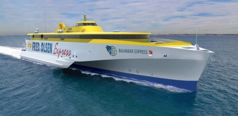 Bajamar Express de Fred. Olsen