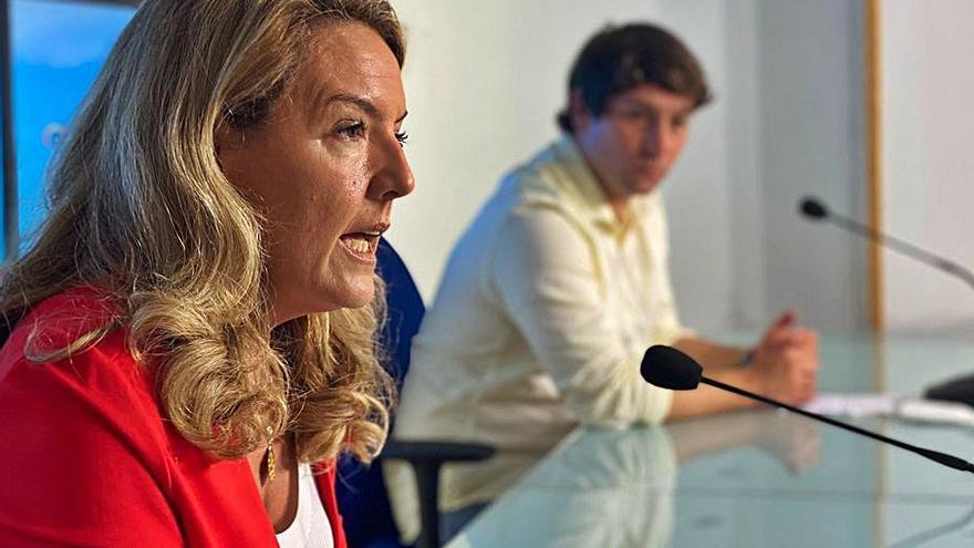"""Mallada afirma que Barbón """"se carga el consenso"""" con el que nació el Estatuto"""