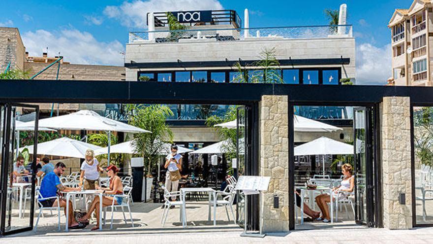 Descubre las renovadas instalaciones del restaurante Noa Lounge en El Albir