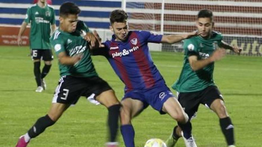 El Alzira inicia la segunda vuelta en el complicado feudo del CD Roda
