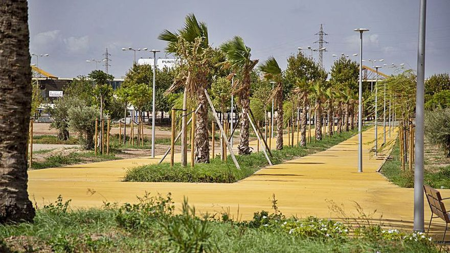 Duplican el presupuesto en el cuidado de parques y jardines