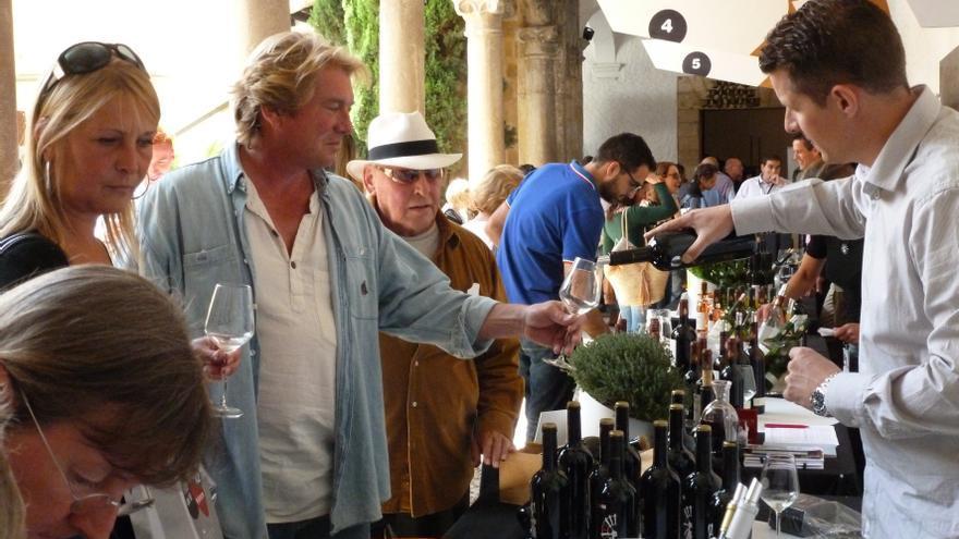 Pollença lädt am Wochenende zur großen Weinverkostung der Weine von Mallorca und Montsant