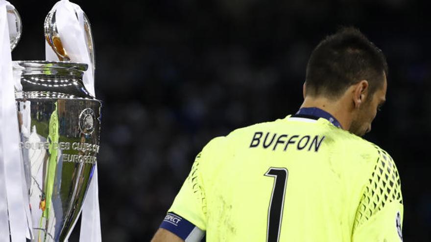 Buffon repasa sus problemas con éxito y depresión