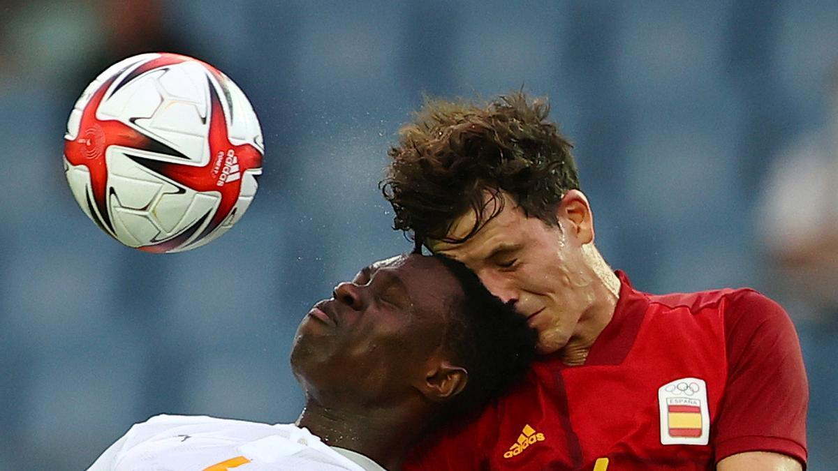 Fútbol, cuartos de final | España - Costa de Marfil