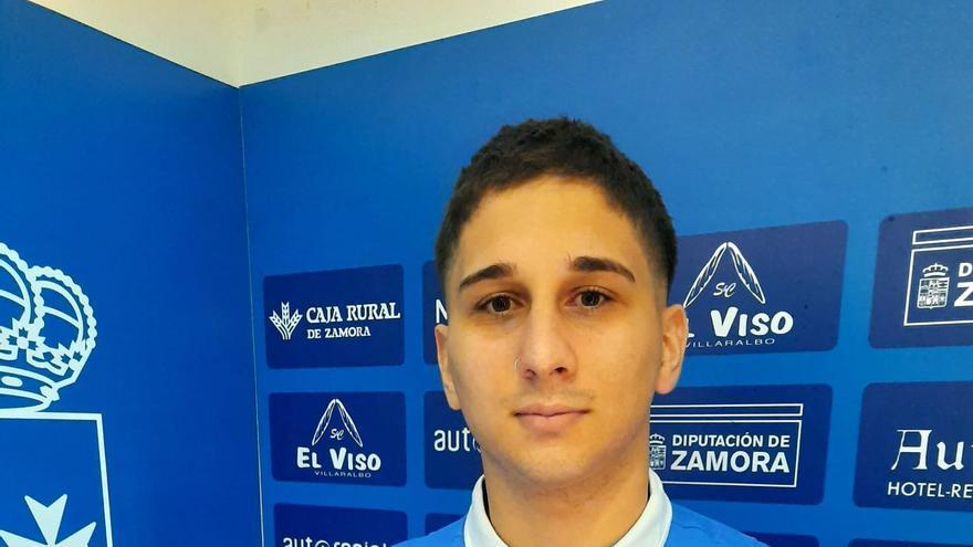 Adrián Pereira Escudero, nuevo portero del CD Villaralbo