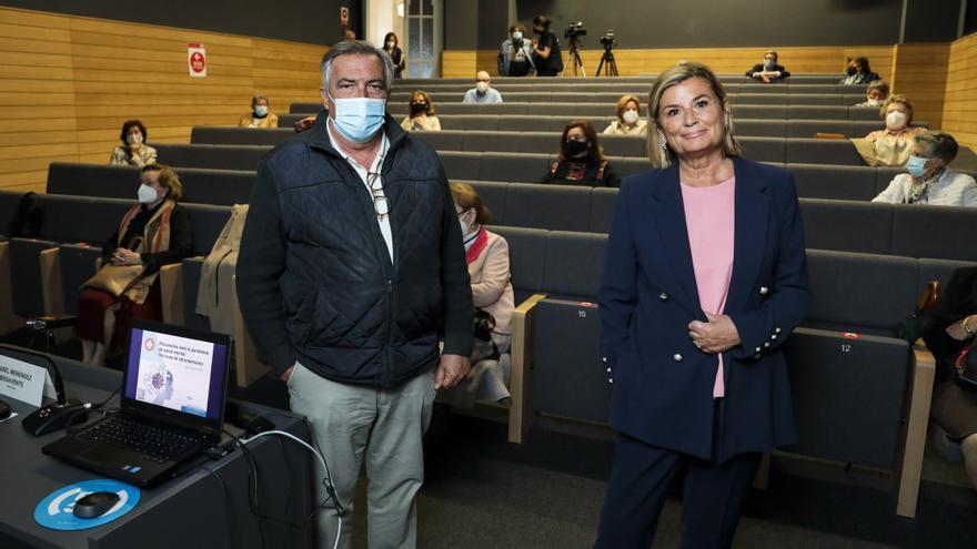 """Isabel Menéndez Benavente: """"Ya hay sanitarios con estrés postraumático por la pandemia"""""""