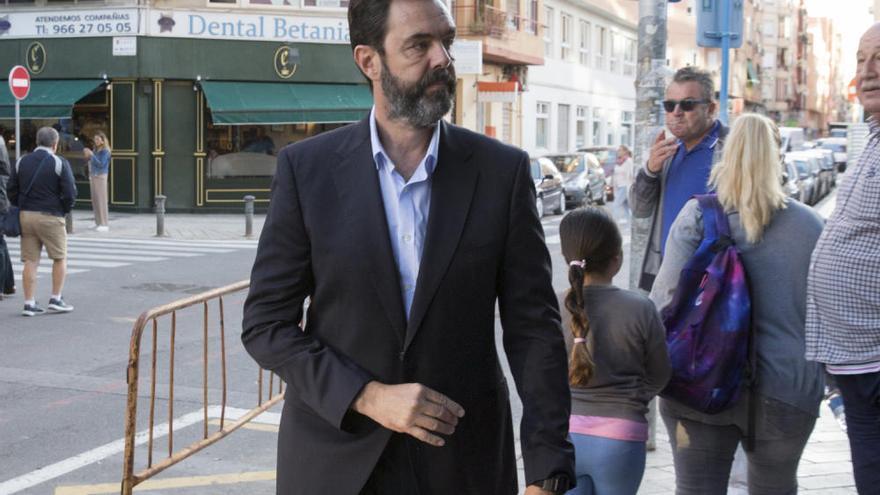 """Vicente Sala: """"Miguel López estaba al tanto de todo y mis hermanas recurrían a él antes de tomar decisiones"""""""