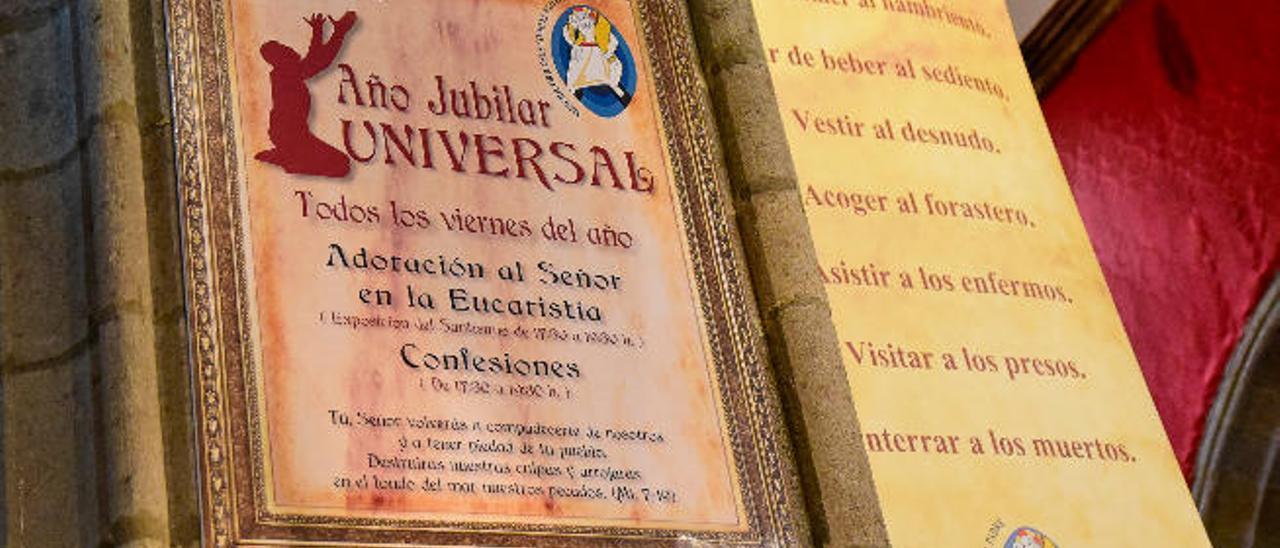 Basílica de San Juan Bautista, en Telde.