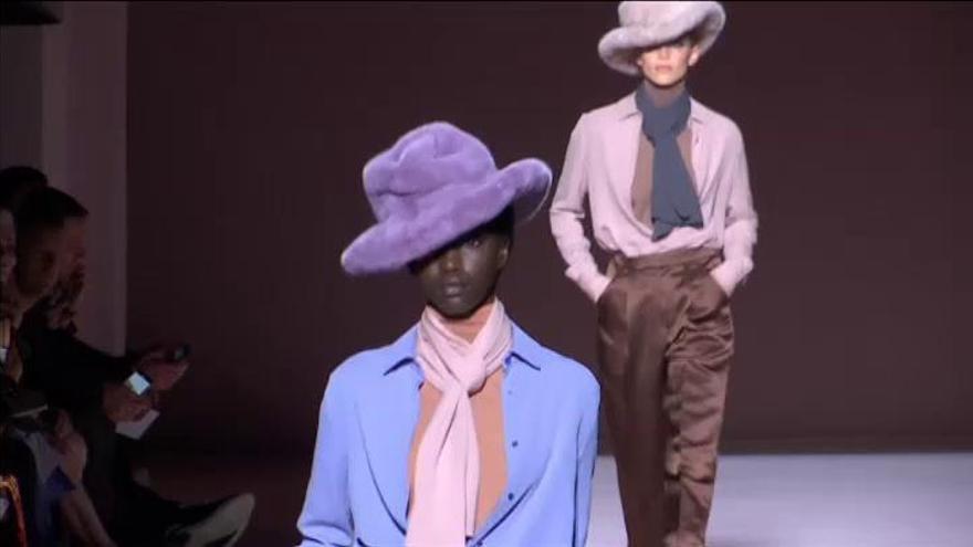 Tom Ford apuesta por los pantalones en la Semana de la Moda de Nueva York