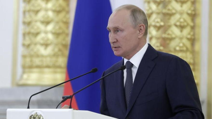 Proponen a Putin y a Trump para el premio Nobel de la Paz