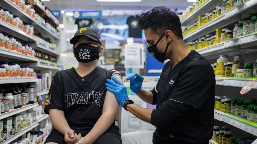 EEUU no logra el objetivo de vacunar al 70% de los adultos antes del 4 de julio