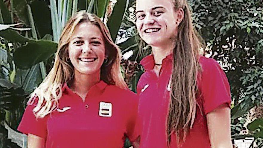 Gran inicio de Daniela Álvarez en los Juegos de la Juventud