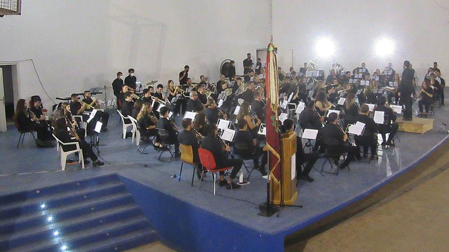 Los Silos de Burjassot toca por «la tierra de la música»