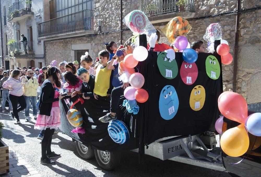El carnaval de Capmany