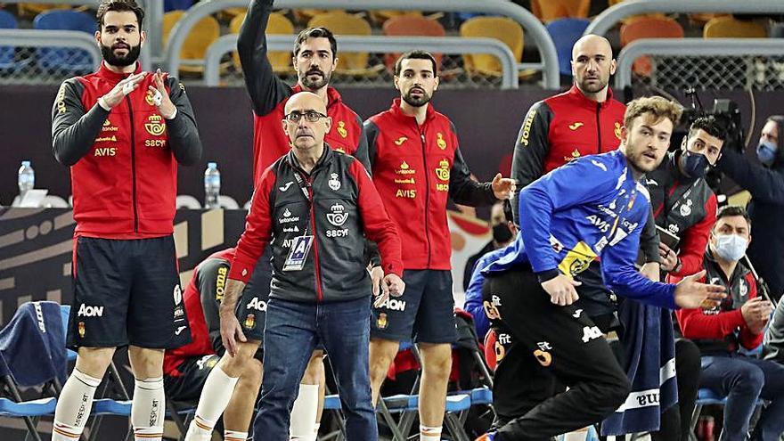 España cae con todo el honor
