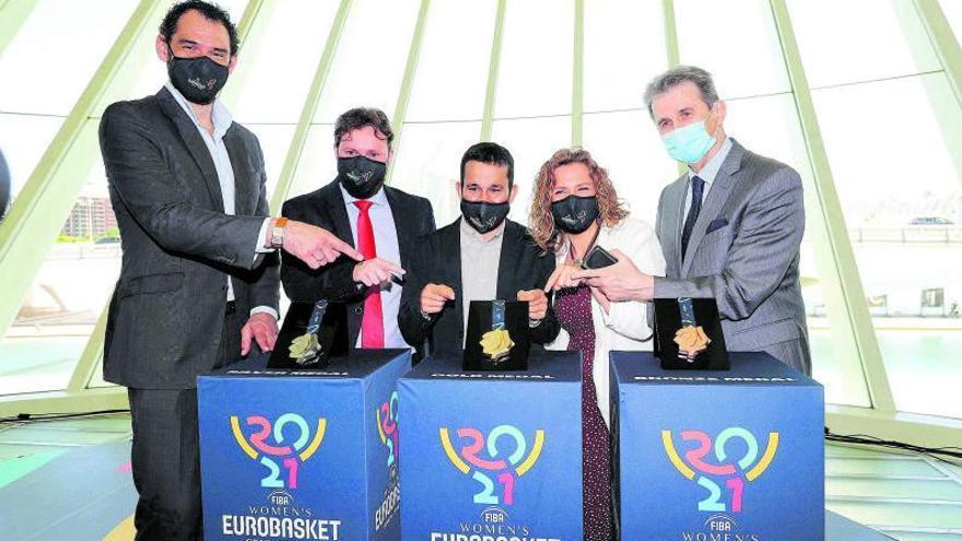València ya vive el Eurobasket