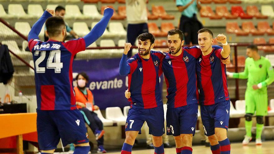 El Levante FS busca la clasificación para la Final Four