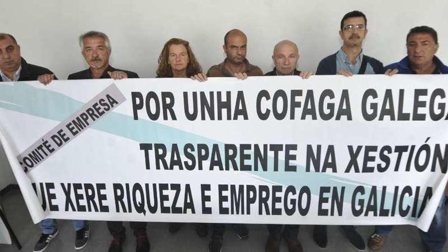 La plantilla de Cofaga carga contra el plan de integración en Bidafarma