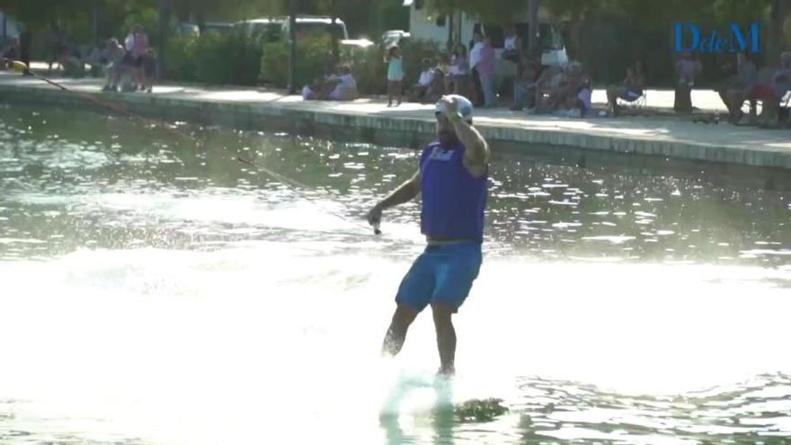 Balearische Wakeboardmeisterschaft in Alcúdia