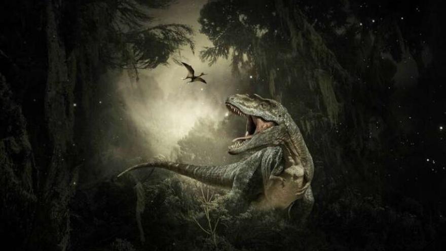 Encuentran restos del asteroide que mató a los dinosaurios