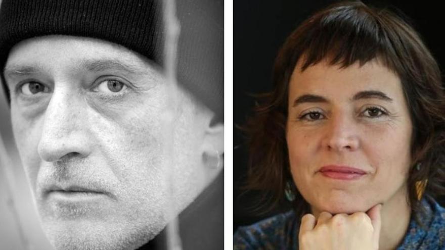 Aro Sainz de la Maza, Núria Cadenes y John Connolly, ganadores de los premios de novela de la octava edición del VLC Negra