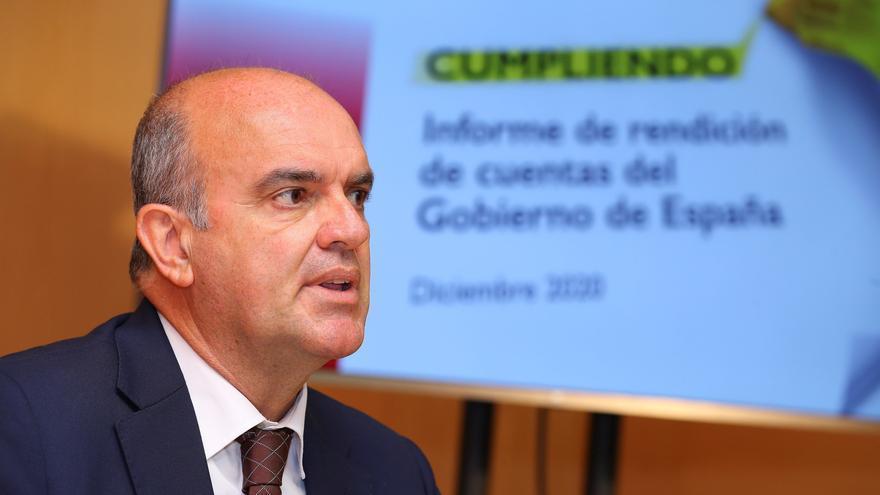 """Pestana: """"El Estado ha dado a Canarias en pandemia un respaldo de 580 millones"""""""