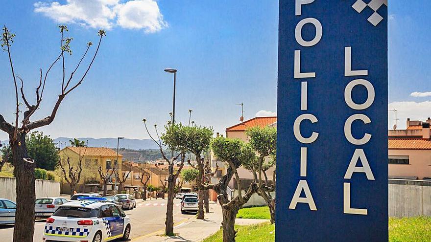 Esparreguera va interposar 264 denúncies de trànsit per cada 1.000 habitants el 2020