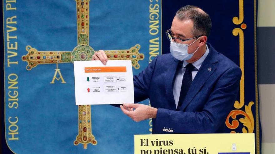 El embrollo asturiano: crónica de cómo se gestó y se aplicó el sistema para limitar por concejos la expansión del coronavirus