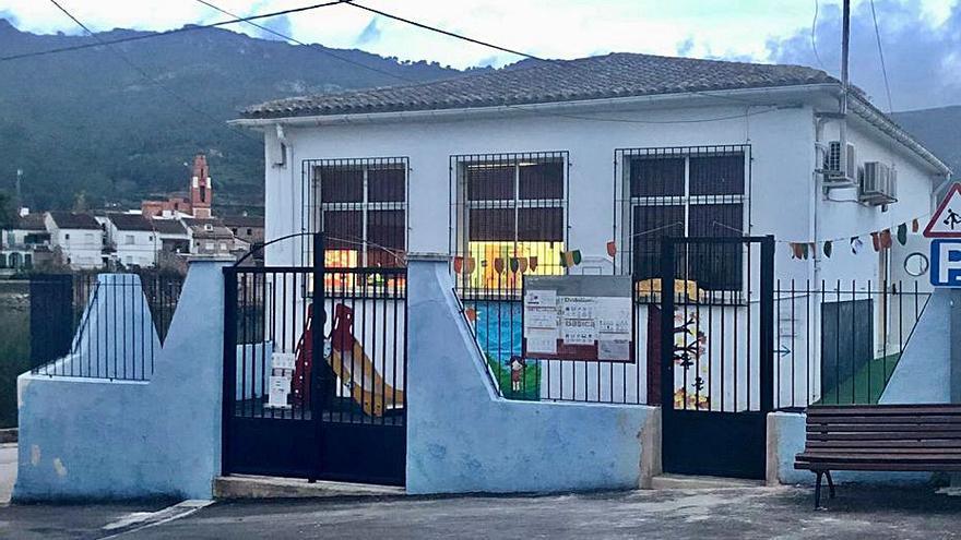 Educación concede 119.190 € para el aulario de Almiserà