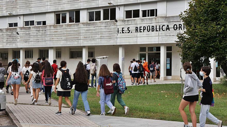 """La vacunación """"tranquiliza"""" la vuelta a las aulas de los alumnos de ESO y Bachillerato"""