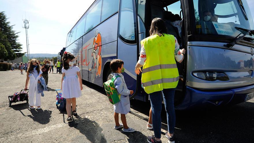 Los colegios gallegos con positivos se duplican en solo tres días