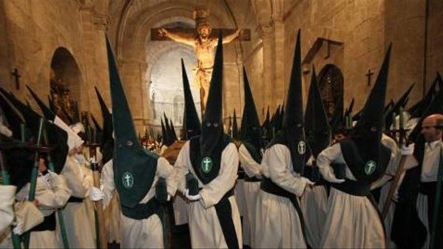 Semana Santa Zamora | Fallece la camarera del Cristo de la Expiación, Fonsi Vázquez