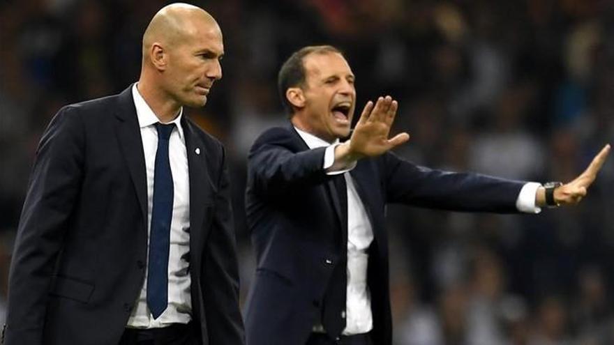 Allegri deja de ser técnico de la Juventus