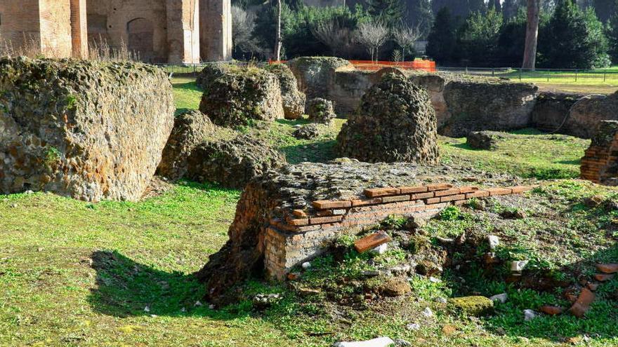 Aparece una misteriosa piscina de 2.300 años de antigüedad en Roma