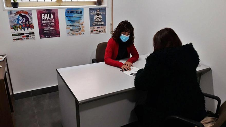 Los enfermos de fibromialgia en Benavente dispondrán de nutricionista y talleres online