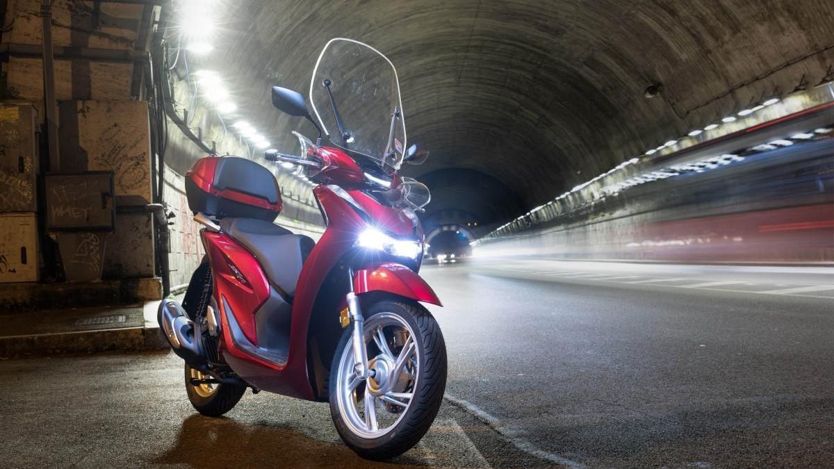 El nuevo Honda SH125i ya tiene precio y fecha de llegada