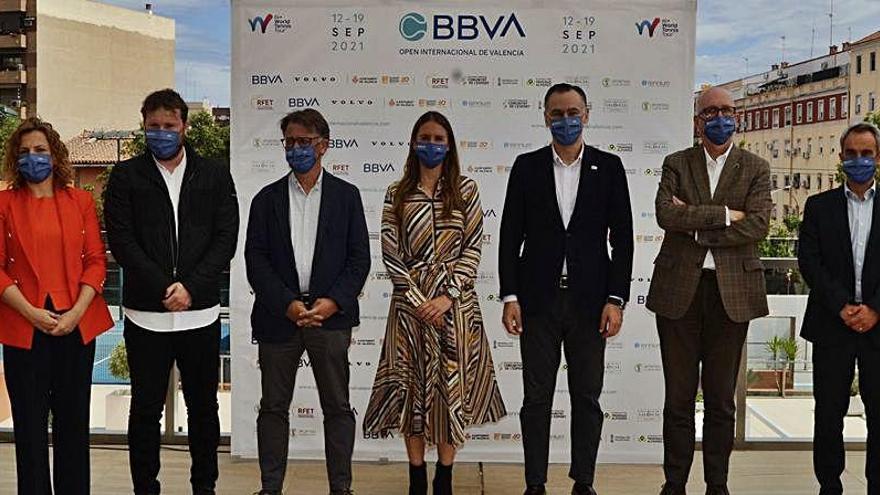El BBVA Open Internacional de València se acerca al circuito WTA