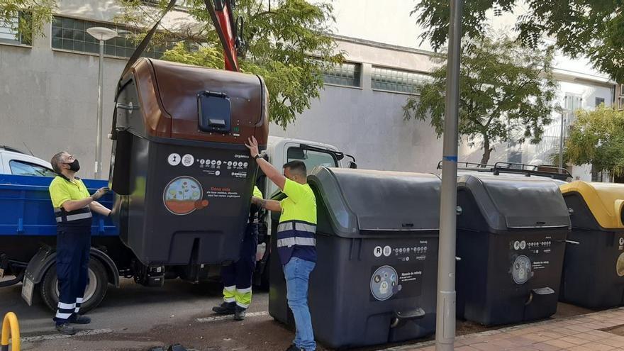 La pandemia provoca una bajada del 20% en la producción de residuos
