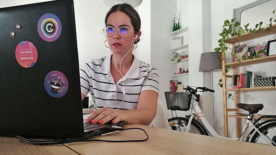 Clara Rodríguez, community manager: Un modelo aplicado desde antes de la pandemia