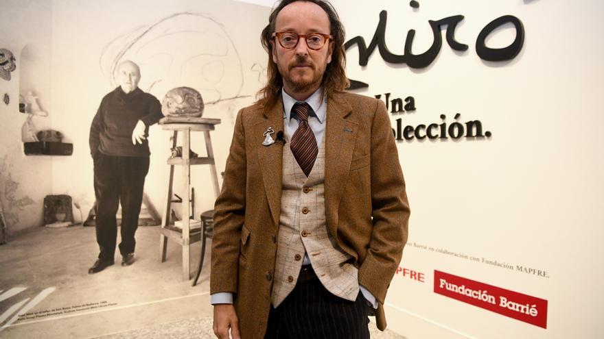 Miró, cuadro a cuadro tras los ojos de su nieto