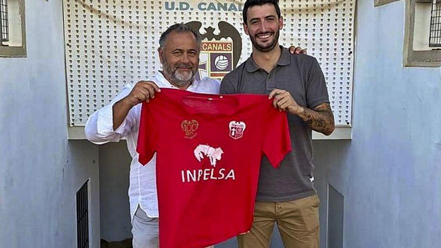 Francesc regresa a la UD Canals para hacerse fuerte en la delantera