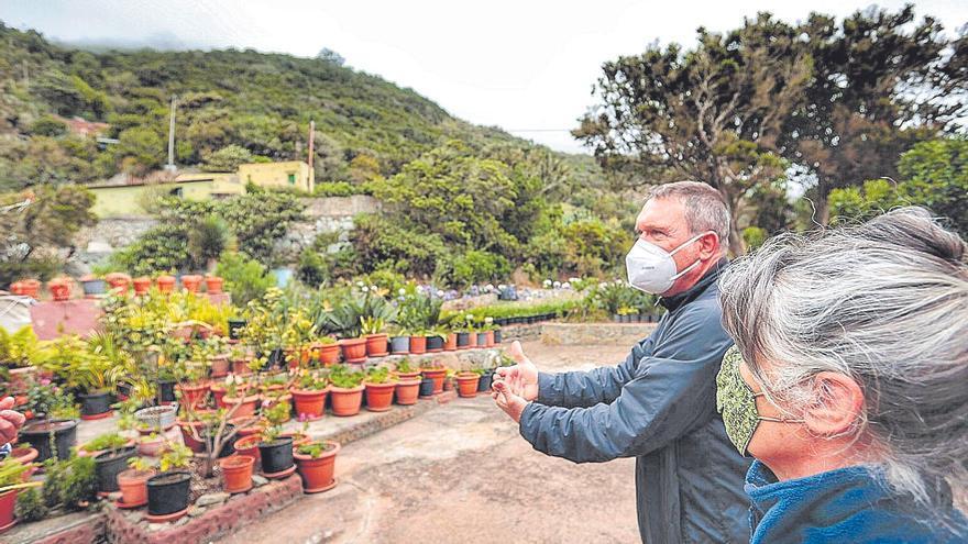 El PSOE lleva al pleno que Paiba y El Cresal sean asentamientos rurales y tengan agua