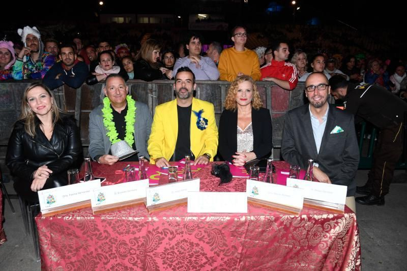 28-02-2020 LAS PALMAS DE GRAN CANARIA. Jurado de la Gala Drag Queen.    28/02/2020   Fotógrafo: Juan Carlos Castro