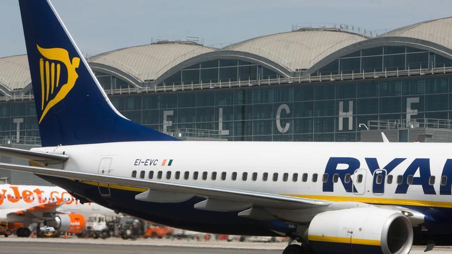 Las compañías aéreas que operan con el Reino Unido aplazan al 15 de julio el regreso al aeropuerto
