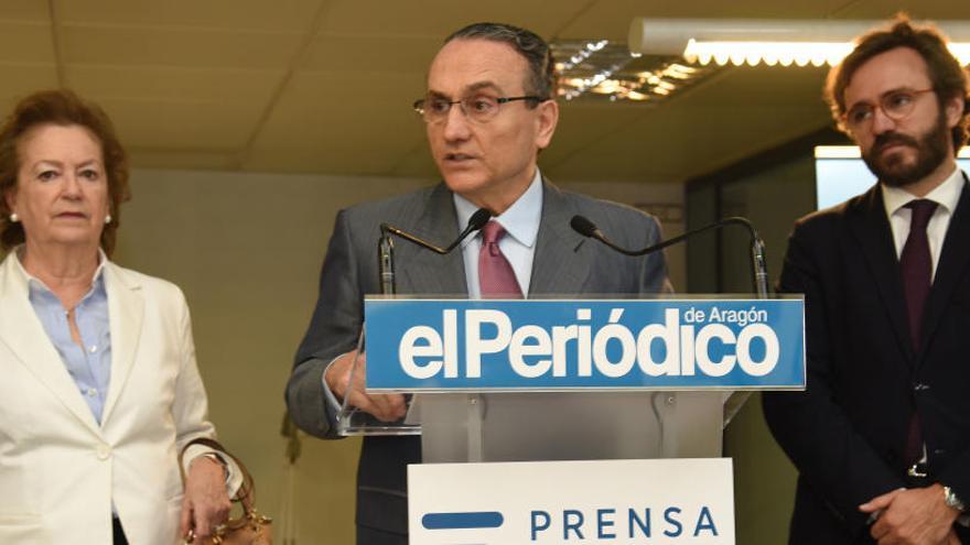 """Javier Moll: """"Integrar Aragón es para mí especial en lo profesional y personal"""""""