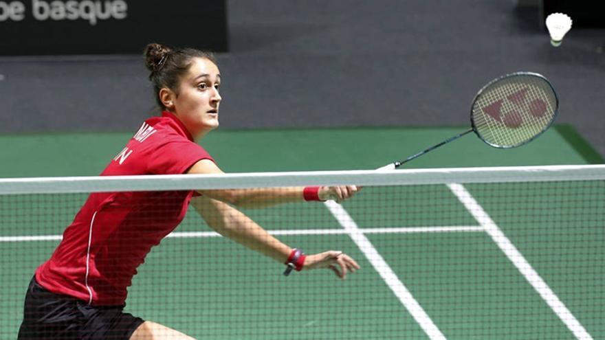 Clara Azurmendi cae frente a la surcoreana An en su debut